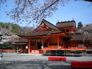 富士山本宮浅間神社
